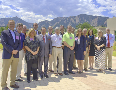 ACEHR members at the July 24-25, 2017 meeting