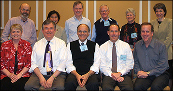 ACEHR members at the March 15-16, 2010 meeting